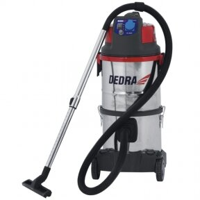 Pramoninis dulkių siurblys, vandens filtras, Dedra DED6602, 1,4 kW
