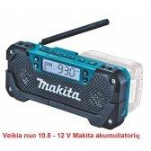 Radijas Makita DEAMR052, 10,8 V
