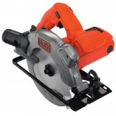 Rankinis diskinis pjūklas CS1250L / 190 mm / 1250W, Black+Decker