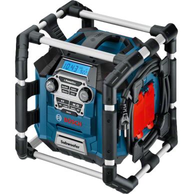 Radijas Bosch GML 20 Power Box  Professional