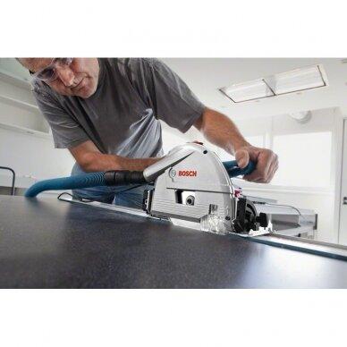 Rankinis diskinis pjūklas Bosch GKT 55 GCE  Professional 5