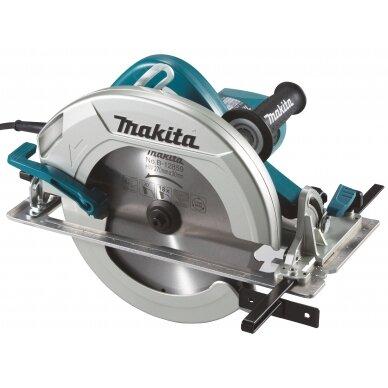 Rankinis diskinis pjūklas Makita HS0600, 270 mm