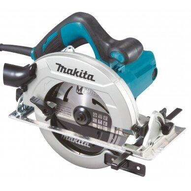 Rankinis diskinis pjūklas Makita HS7611, 190 mm, 1,6 kW