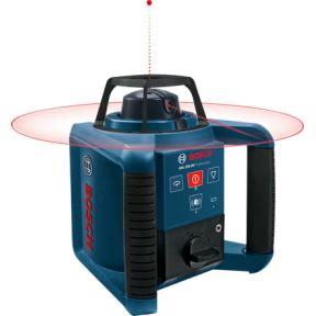 Rotacinis lazerinis nivelyras Bosch GRL 250 HV