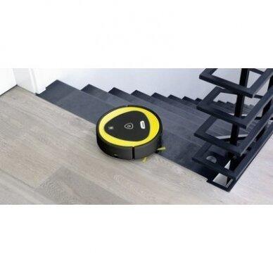 Robotas dulkių siurblys RC 3, Karcher 4