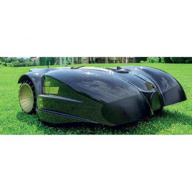Robotas vejapjovė L400i Deluxe, Ambrogio 3