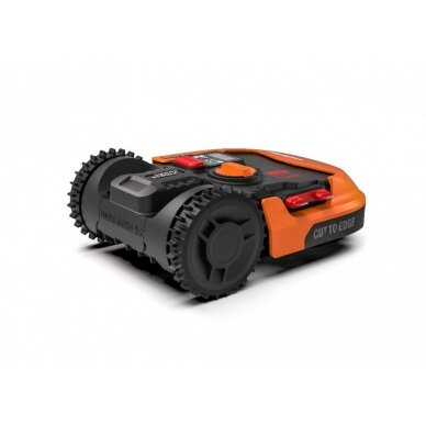 Robotas vejapjovė Landroid L2000, WR155E, Worx 4