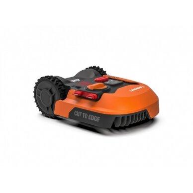 Robotas vejapjovė Landroid M1000, WR143E, Worx 2