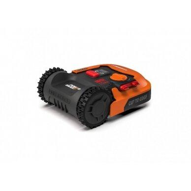 Robotas vejapjovė Landroid M1000, WR143E, Worx 4