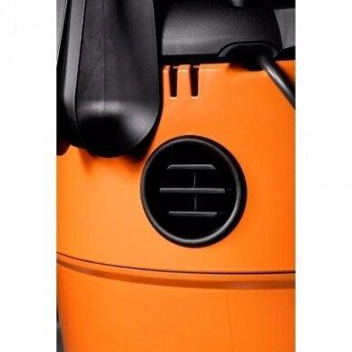 Sauso - drėgno valymo dulkių siurblys AEG AP2-200 ELCP 4