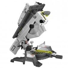 Skersinio pjovimo staklės Ryobi RTMS1800-G, 1800W, 254mm