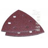 Šlifavimo popierius Mediena / patvarus G60, 80, 100, 120, 180,(kiekvieno 2 vnt.). Makita B-21559