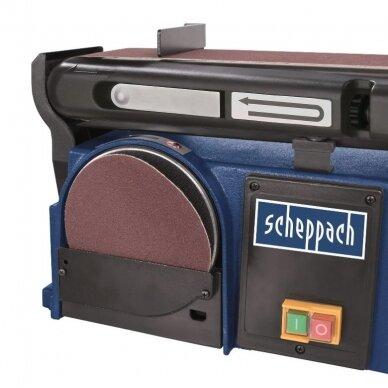 Šlifavimo staklės BTS 900, Scheppach 3