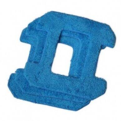 Šluostės Hobot 288/268 (mėlyna) 2