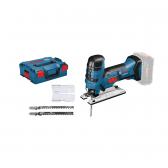 Akumuliatorinis siaurapjūklis Bosch GST 18 V-LI S solo lb Professional