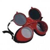 Stikliukai akinių 4 vnt Dedra DES0201
