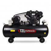 Stūmoklinis diržinis kompresorius TZL V1200/12.5, 320l, 400V