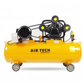 Stūmoklinis diržinis oro kompresorius AIR TECH W900/8, 180l, 400V