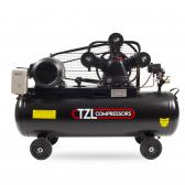 Stūmoklinis diržinis oro kompresorius TZL W1060/8-500L, 500l, 400V
