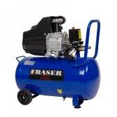 Stūmoklinis oro kompresorius Fraser BDM-50, 2.0 kW - 50l
