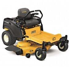 Sodo ir vejos traktoriai - paruošti darbui
