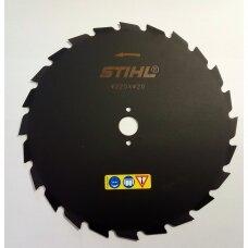STIHL pjovimo diskas 40007134207, 225mm