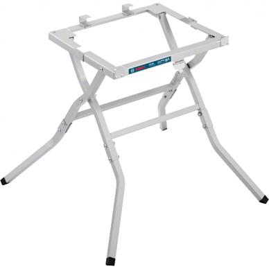 Stacionarus pjovimo stalas Bosch GTS 10 J Professional + darbo stalas GTA 600 3