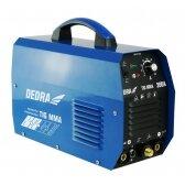 Suvirinimo aparatas inventorinis MMA/TIG 200A Dedra DESTI202