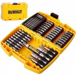 Sukimo antgalių komplektas DeWalt DT71702-QZ; 45 vnt.