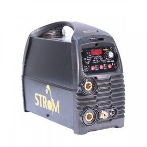 SUVIRINIMO APARATAS PULSE Strom TIG+MMA 200A, 220V