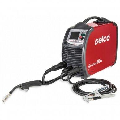 Suvirinimo pusautomatis GENESIS 2000 SMC, Selco
