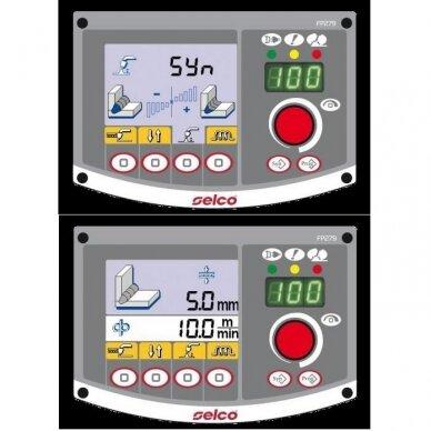 Suvirinimo pusautomatis GENESIS 2000 SMC, Selco 2
