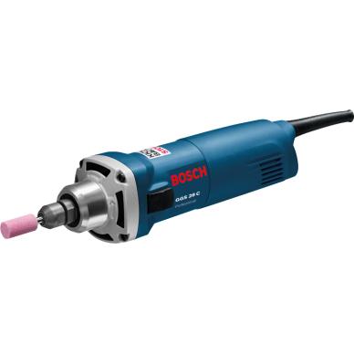 Tiesinis šlifuoklis Bosch GGS 28 C Professional