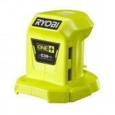 USB adapteris Ryobi R18USB-0, 18V (be akum. ir kroviklio)