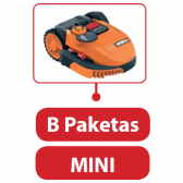Vejos robotų servisas B Paketas
