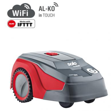 Vejapjovė robotas Solo by AL-KO Robolinho 700 W Premium Pro