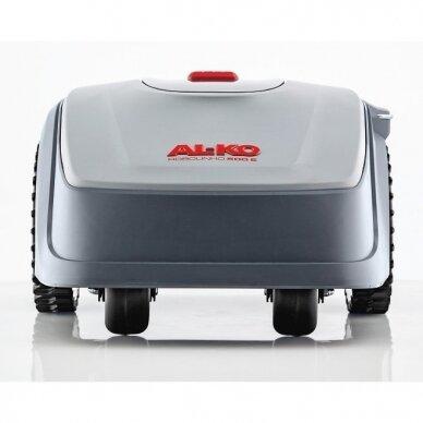 Vejos robotas AL-KO ROBOLINHO 500 E 4