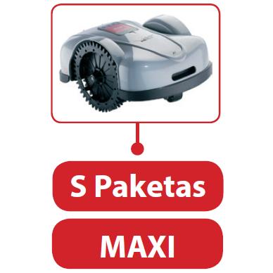 Vejos robotų servisas S Paketas