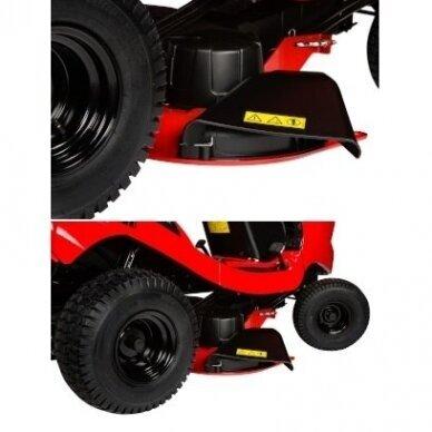 Vejos traktorius solo by AL-KO T 15-93.9 HDS-A, 8.5kW 2