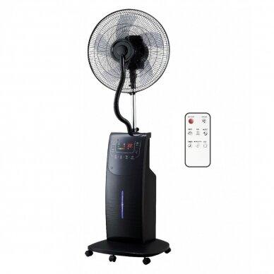 Ventiliatorius su talpa vandeniui / ledui BREEZE 90 PLUS